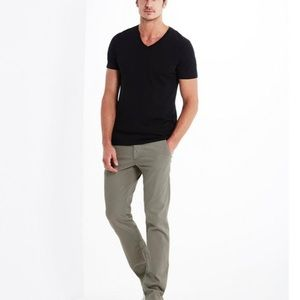 AG Adriano Goldschmied The Lux Khaki Tan Size 36R